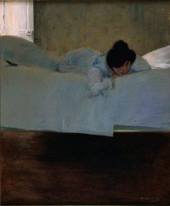 Ramon Casas i Carbó, Luiheid, 1898