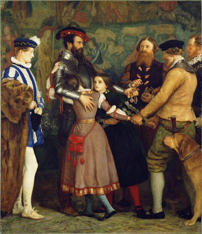John Everett Millais, Losgeld, 1860-1862