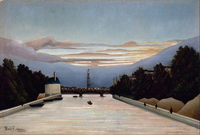 Henri Rousseau, De Eiffeltoren, 1898