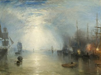 Joseph Mallord William Turner, Keelmen bij maanlicht, 1835
