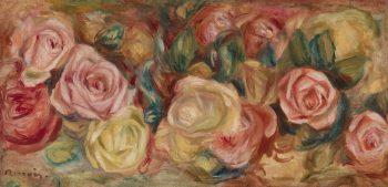 Roses, Pierre-Auguste Renoir, 1912