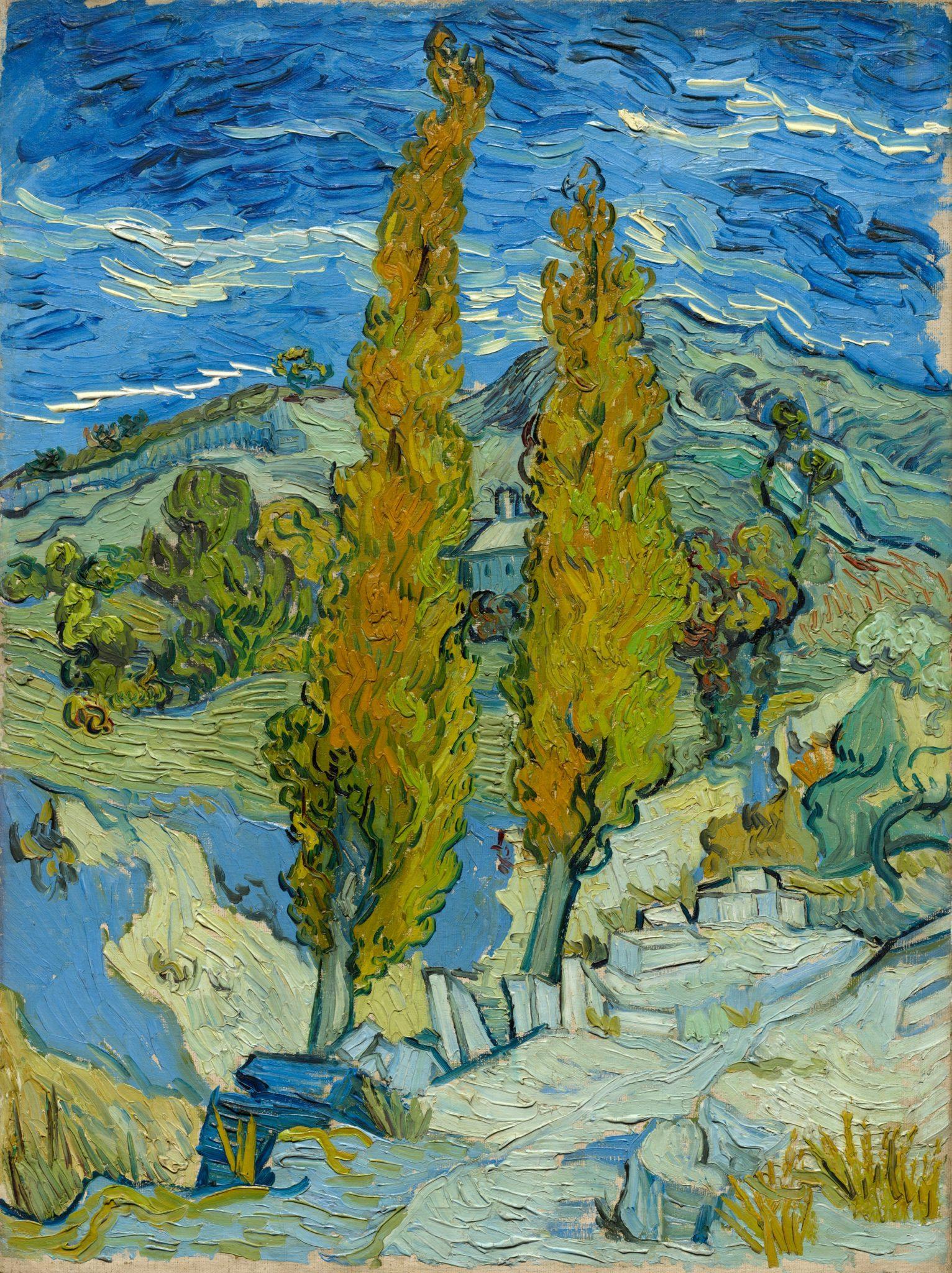 Ons assortiment schilderijen van Vincent van Gogh