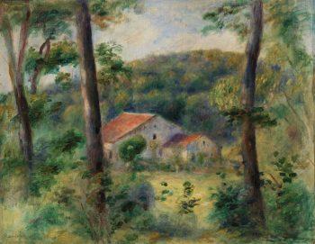 Environs de Briey, Pierre-Auguste Renoir, 1899