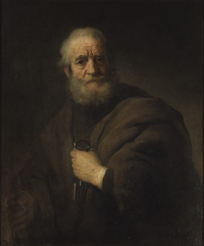 St Peter, Rembrandt van Rijn, 1630